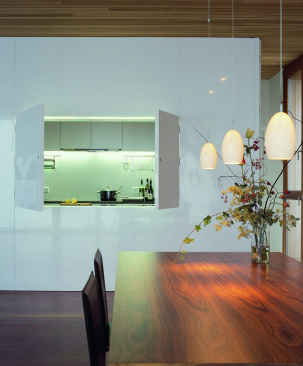 Lindau House Dining Area