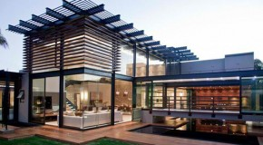 Aboo Makhado Residence- a Contemporary Home with South African Style