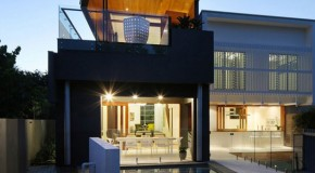 The Sustainable Middle Park House in Melbourne, Australia