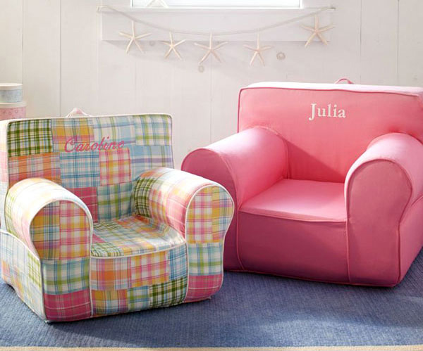 Girl's Anywhere Chair Collection