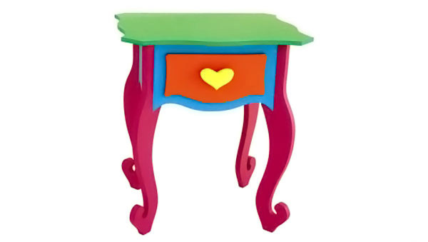 Kid S Bedroom Furniture Small And Useful Bedside Tables