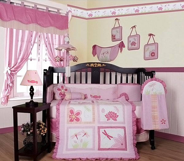15 Pink Nursery Room Design Ideas For Baby Girls Home