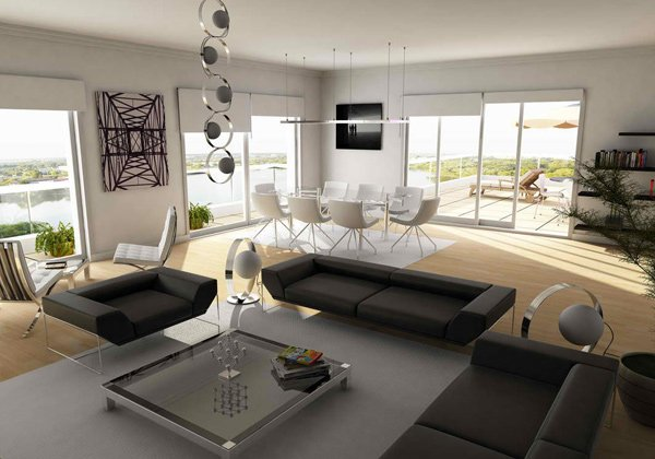 sala penthouse