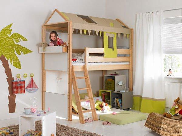 playground bed