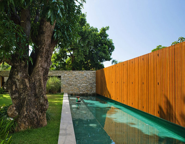 Bahia House Pool 2