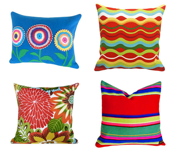 Eclectic Pillow Designs