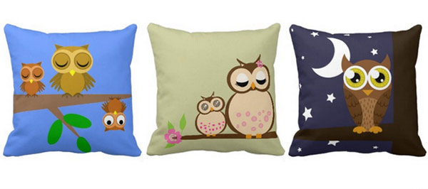 A Collection Of Various Impressive Throw Pillow Designs Home