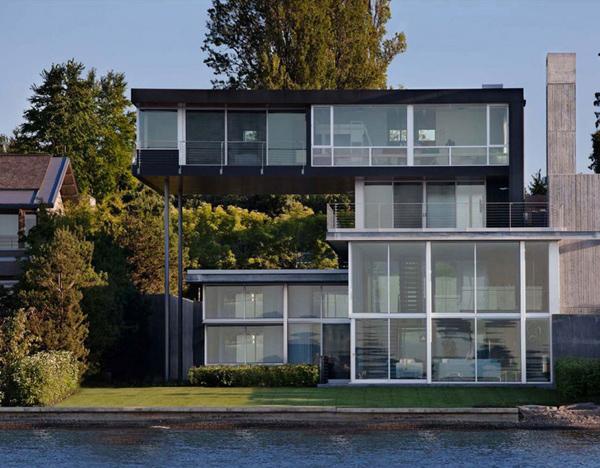 Graham Residence Exterior 1