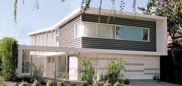 sunlight facade