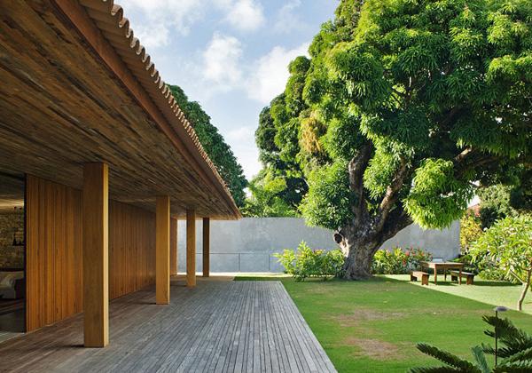 Bahia House Patio