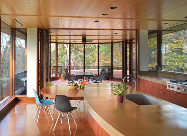 Chenequa Residence Dining Room