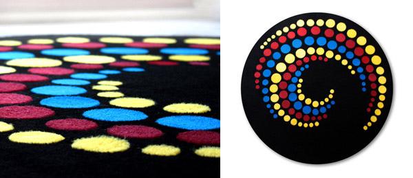 Tricolour Spiral