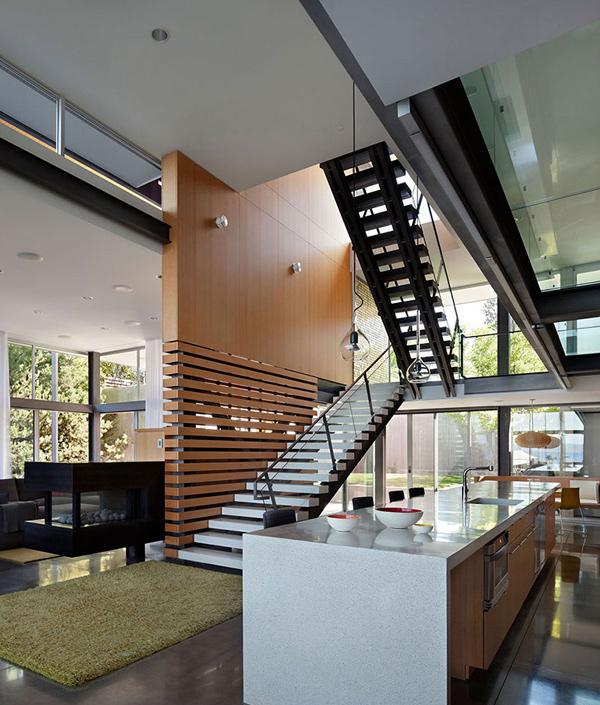 Graham Residence Interior 1