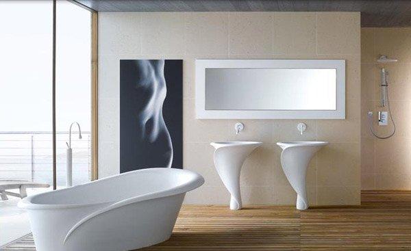lavatory kalla
