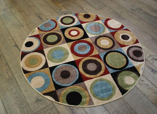 Mondarian 24 Circle
