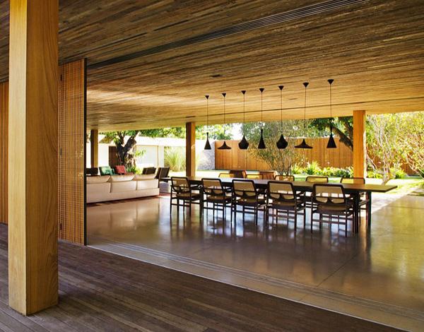Bahia House Dining Room