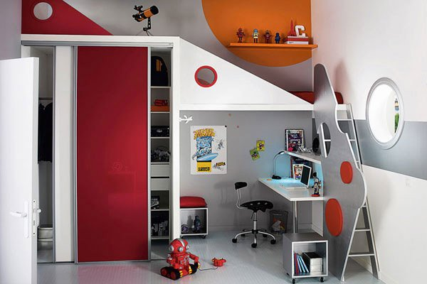 Room in Pocket Space