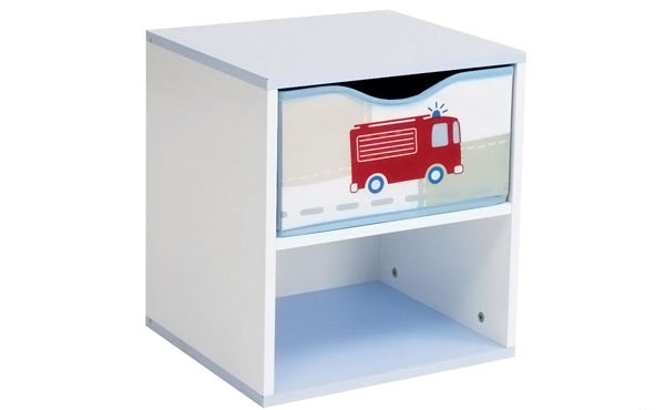Motor Magic Bedside Table
