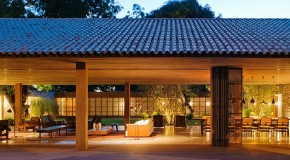 The Traditional Architecture of Bahia House in Salvador, Brazil