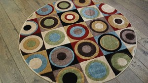 modern round carpet rugs