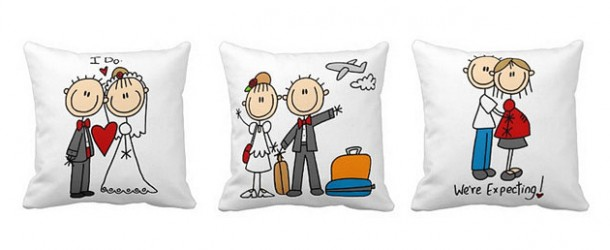 A Collection of 20 Various Impressive Throw Pillow Designs
