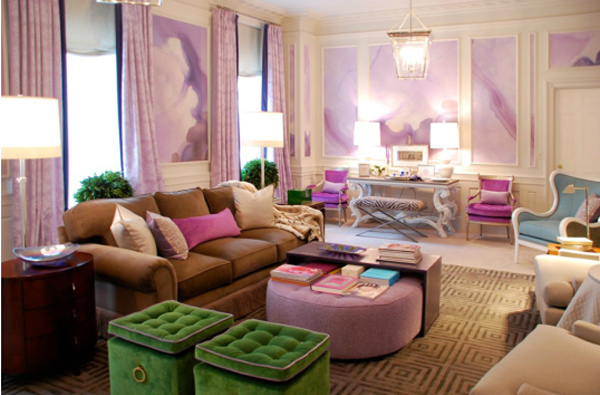 15 colorful living room designs for a dynamic look home design lover for Decoration de salon