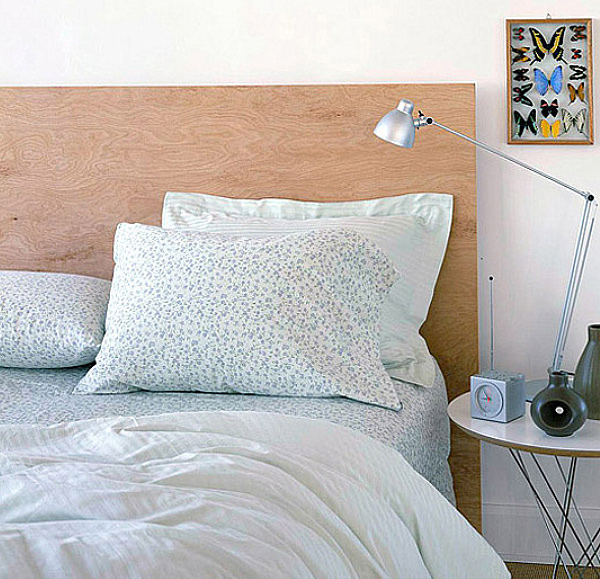 Modern Plywood Headboard