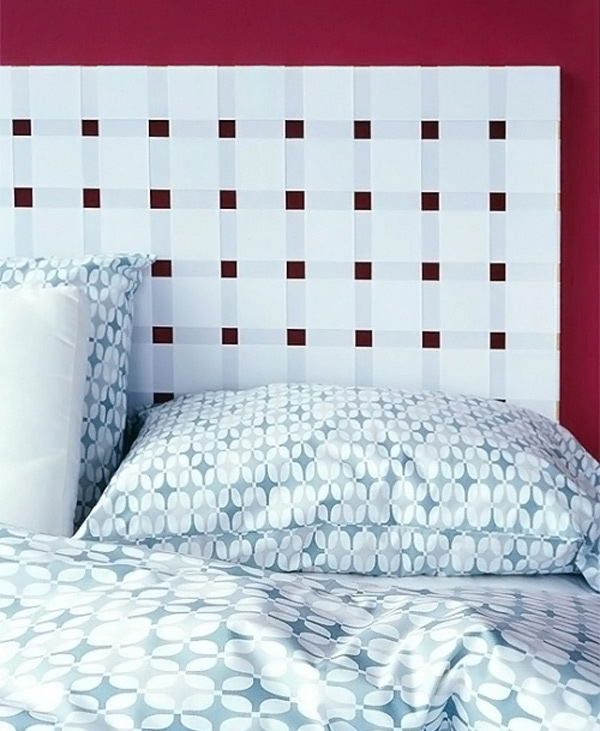 Ribbon Headboard