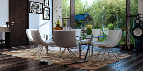 Choose eco-friendly carpets