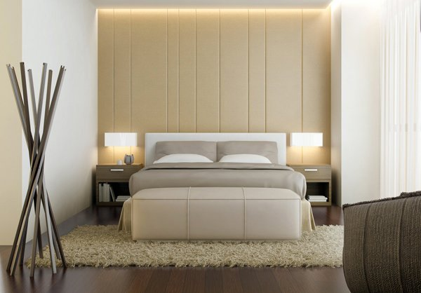 20 rejuvenating zen bedrooms for a stress free ambience for Zen bedroom designs