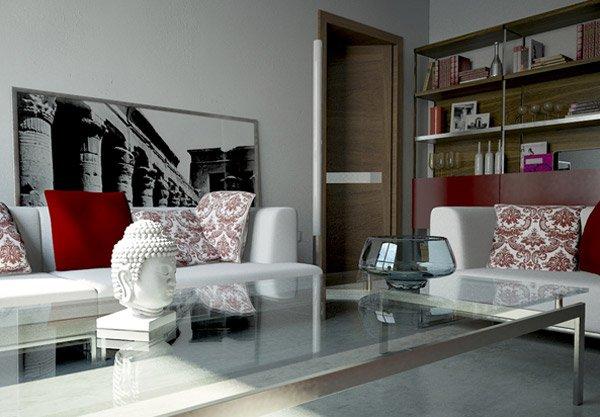sala apartment