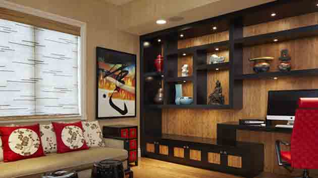A Showcase Of 15 Modern Living Room Designs With Asian Influence Home Design Lover