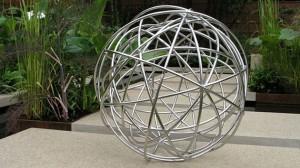circle garden sculptures collection