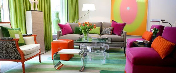 15 Colorful Living Room Designs for a Dynamic Look