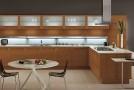 a modern wooden kitchen designs