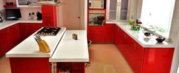 15 Stunning Red Kitchen Ideas
