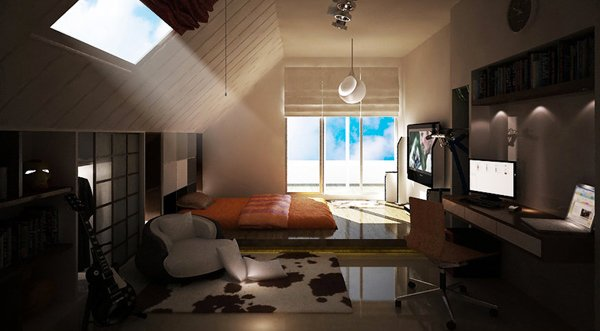 20 teenage boys bedroom designs home design lover Bedroom design for teenage guys