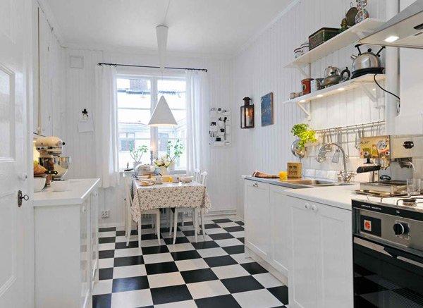 15 Wonderfully Made Vintage Kitchen Designs – 1920s Kitchens
