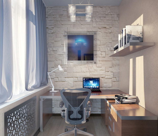 20 Inspiring Home Office Design Ideas For Small Spaces: Get Good Working Ambience With These 20 Home Office Ideas