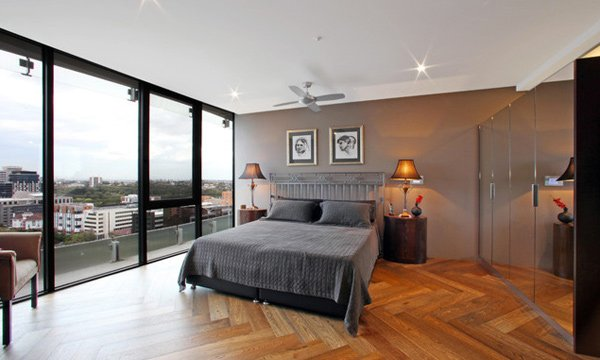 20 modern contemporary masculine bedrooms | home design lover