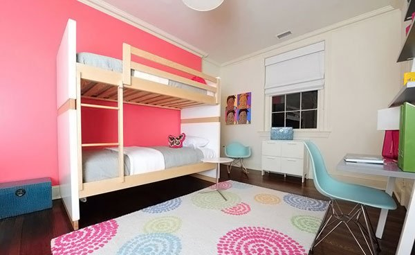tweens space girls bed perceptions interiors