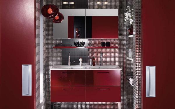 Modern Glossy Room