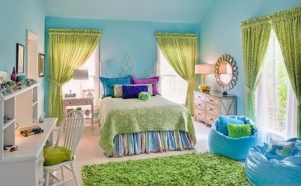20 stylish teenage girls bedroom ideas home design lover