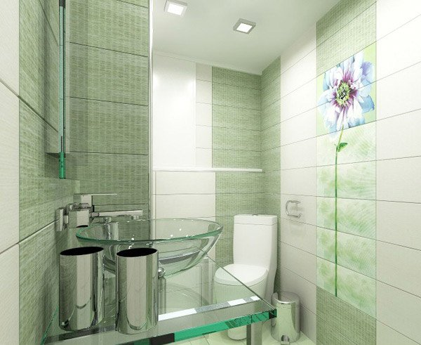 Relaxing And Fresh Green Bathroom Designs Home Design Lover