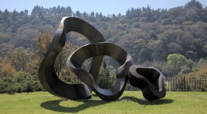 20 Distinctively Artistic Abstract and Free Form Garden Sculptures