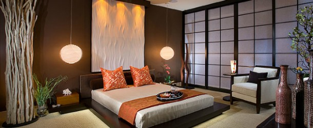 15 Charming Bedrooms with Asian Influence