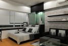 16 Classy Black and White Bedroom Designs