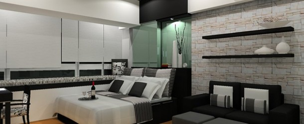 16 Classy Black and White Bedroom Designs | Home Design Lover