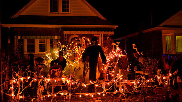 spooky halloween home decorations