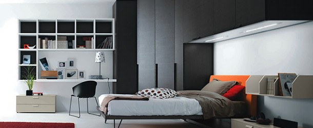 20 Teenage Boys Bedroom Designs